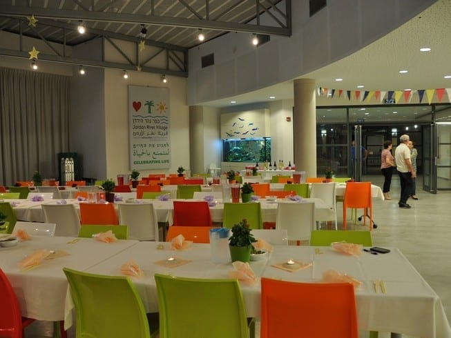 Conference hall & dining room